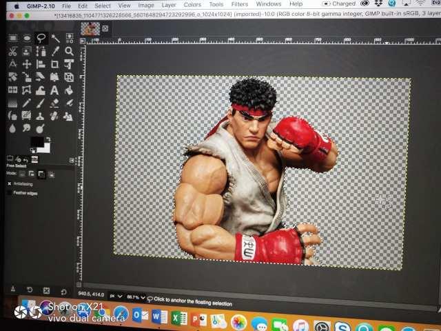 ลองเล่น GIMP แทน Photoshop 4