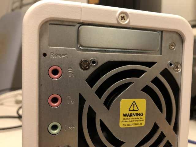 สล็อตใส่การ์ดเพิ่มความสามารถให้กับ TS-251B ด้วย PCIe สล็อต