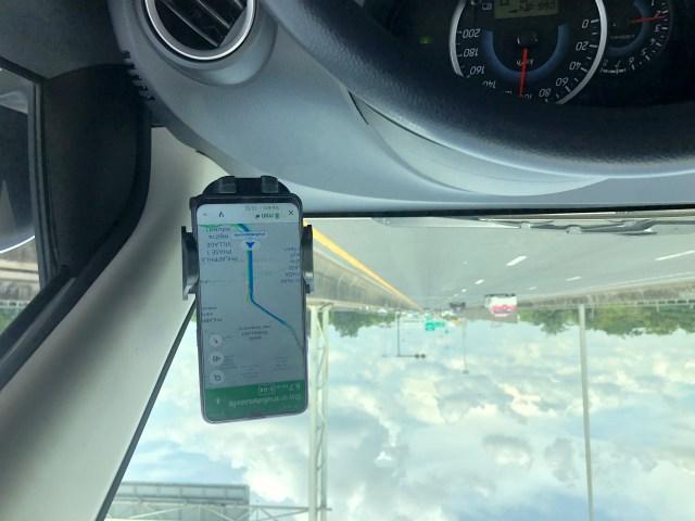 เอา OPPO F9 มานำทางด้วย Google Maps