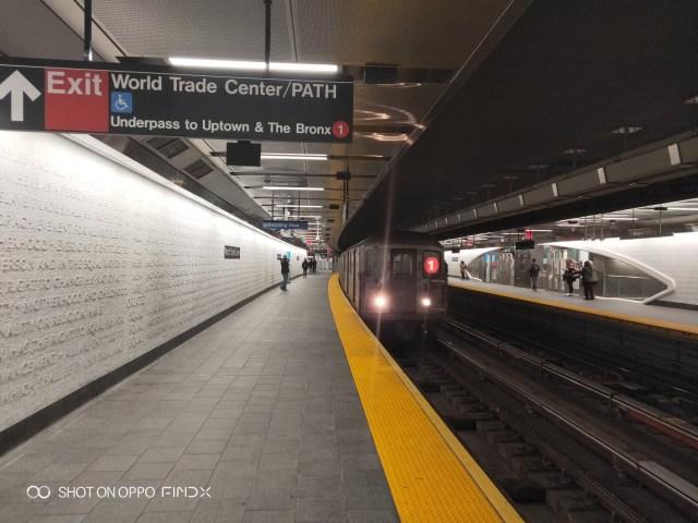 สถานีรถไฟฟ้าใต้ดินในมหานครนิวยอร์ก