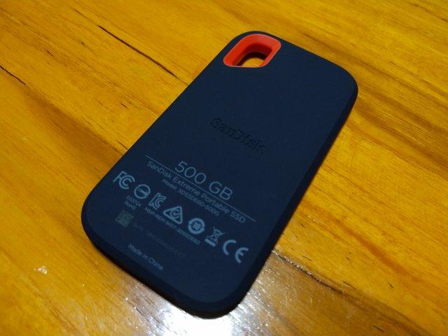 รีวิว SanDisk Extreme Portable SSD ฮาร์ดดิสก์พกพา เบา และอึด 3