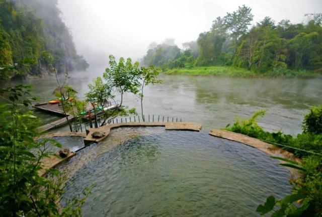 Hintok River Camp @ Hellfire Pass