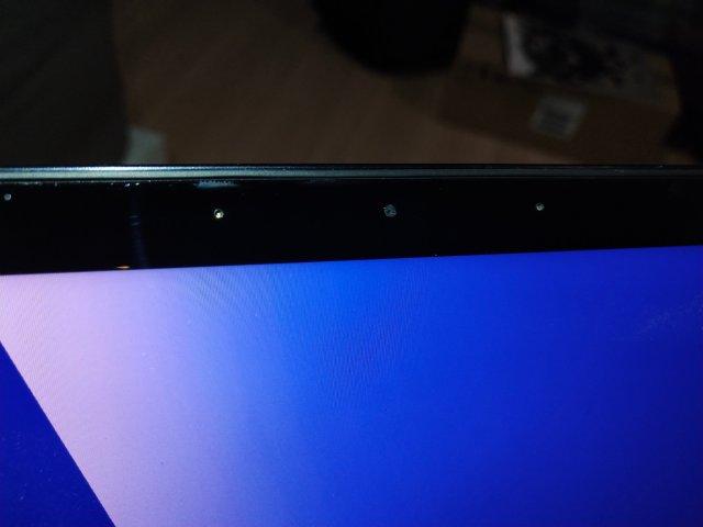 กล้องเว็บแคมบนจอ ASUS ZenBook Pro 15
