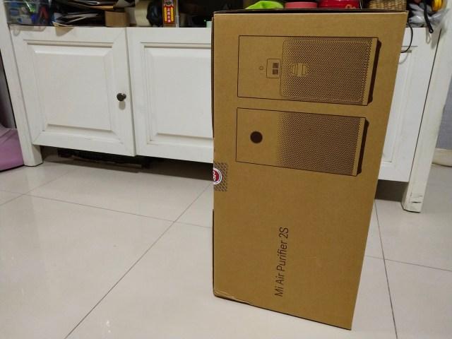 ของที่ส่งมาเป็นกล่องแพ็กมาดีๆ แบบนี้ กล่องใหญ่มาก