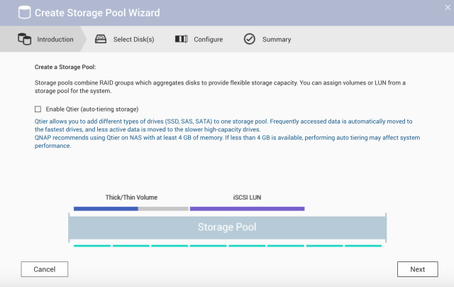 QNAP NAS 101 - EP 3: การสร้าง Storage pool และ Volume ครั้งแรก 3