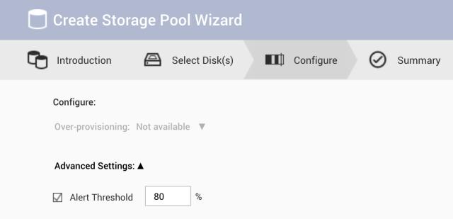 QNAP NAS 101 - EP 3: การสร้าง Storage pool และ Volume ครั้งแรก 5