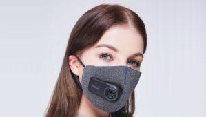 Critique Xiaomi Pureté Masque Anti-pollution Masque Filtre Masque Bâton Ventilateur 2