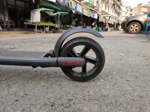 รีวิว ninebot KickScooter ES2 พร้อมแบตเตอรี่สำรอง ฉบับซื้อเองใช้เอง 4