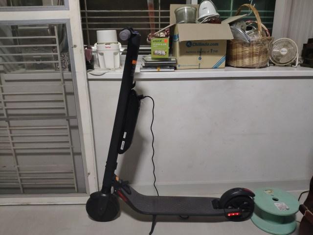 รีวิว ninebot KickScooter ES2 พร้อมแบตเตอรี่สำรอง ฉบับซื้อเองใช้เอง 9