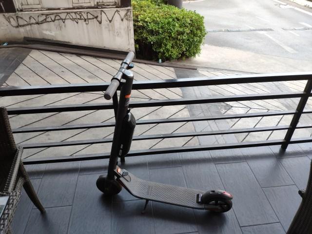 รีวิว ninebot KickScooter ES2 พร้อมแบตเตอรี่สำรอง ฉบับซื้อเองใช้เอง 8
