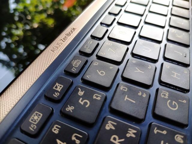 รีวิว ASUS ZenBook 14 UX433 โน้ตบุ๊กจอ 14 นิ้ว บาง เบา และมีการ์ดจอแยก 6