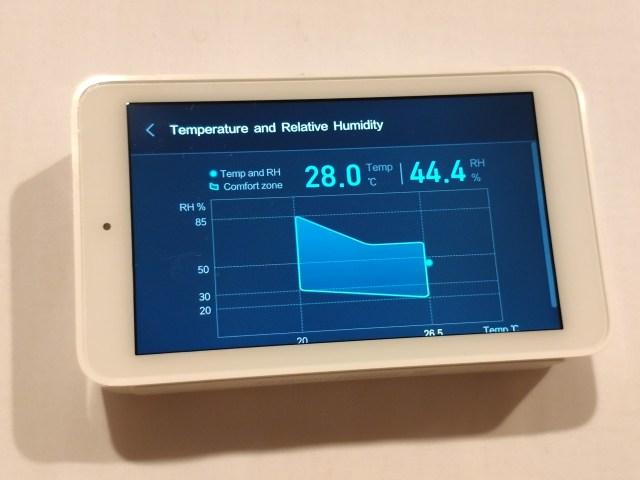 รีวิว Xiaomi Mi Jia Multifunction Air Monitor เครื่องวัดคุณภาพอากาศแบบครบเครื่อง 7