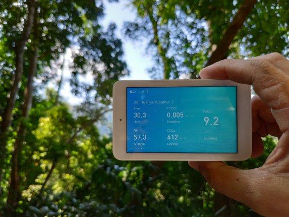 รีวิว Xiaomi Mi Jia Multifunction Air Monitor เครื่องวัดคุณภาพอากาศแบบครบเครื่อง 1