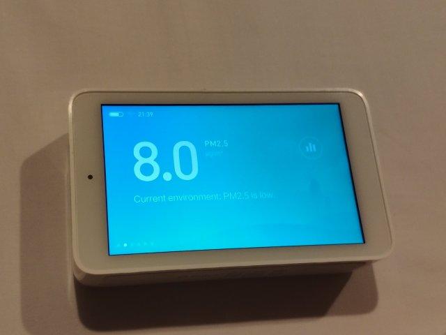 รีวิว Xiaomi Mi Jia Multifunction Air Monitor เครื่องวัดคุณภาพอากาศแบบครบเครื่อง 4