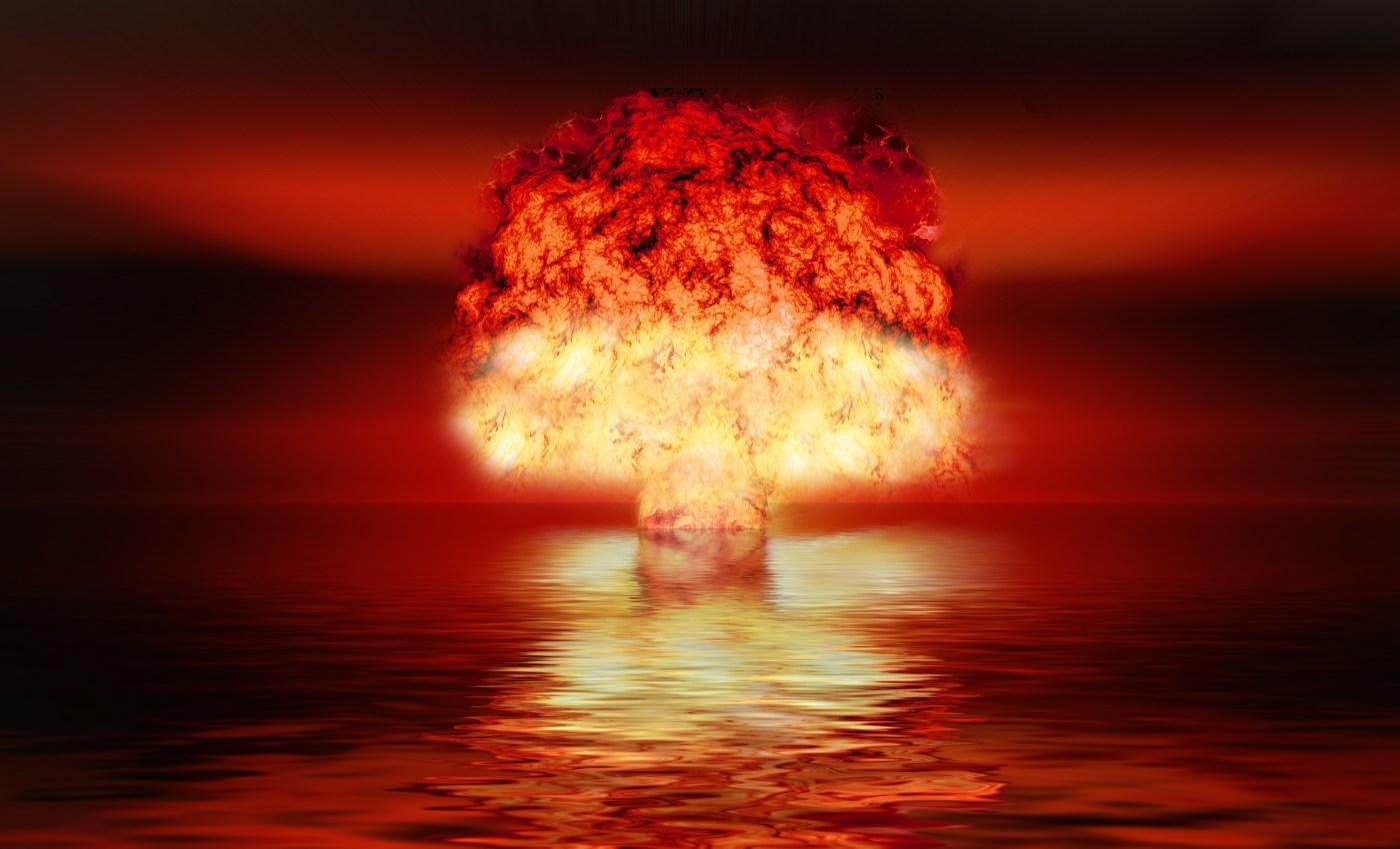 ภาพของแรงระเบิดนิวเคลียร์