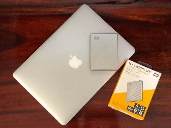 รีวิว WD My Passport Ultra for Mac 4TB ตัวใหม่ 3