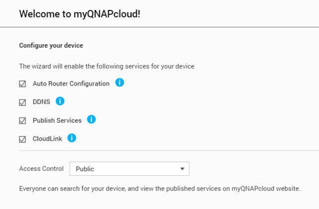 เซ็ต myQNAPcloud ให้เข้าถึง QNAP NAS จากนอกบ้านได้ผ่าน URL