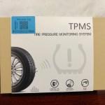 กล่องอุปกรณ์ TPMS (Tire Pressure Monitoring System)