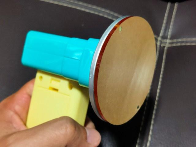 อุปกรณ์เสริม เป็นฟิลเตอร์สีสำหรับแฟลช