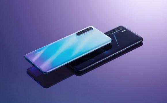 สมาร์ทโฟน OPPO A91
