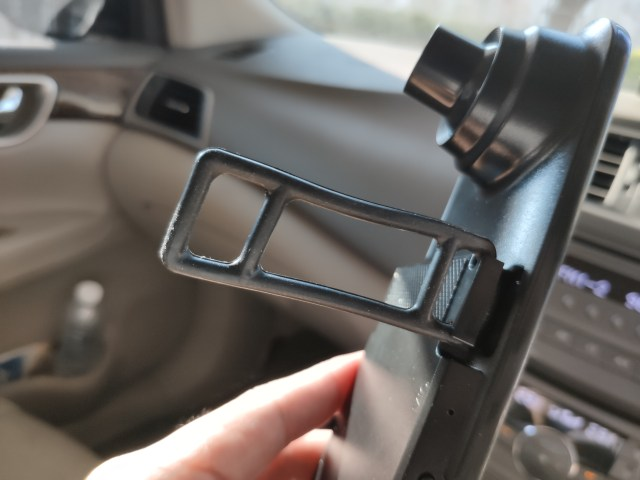 ยางสำหรับรัดกล้องหน้ารถเข้ากับกระจกส่องหลัง