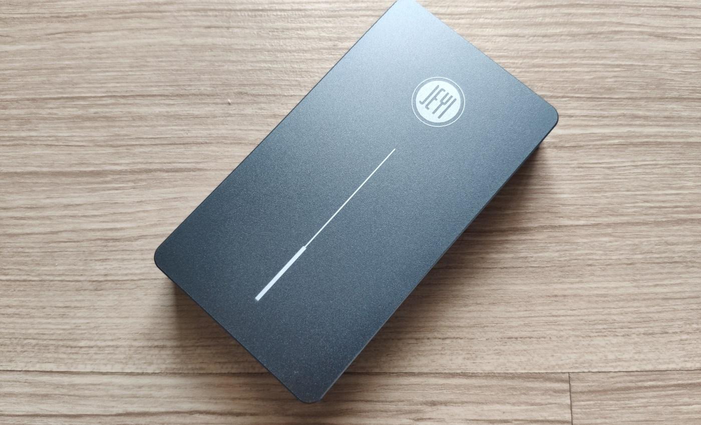 JEYI SSD M.2 NVMe Thunderbolt 3