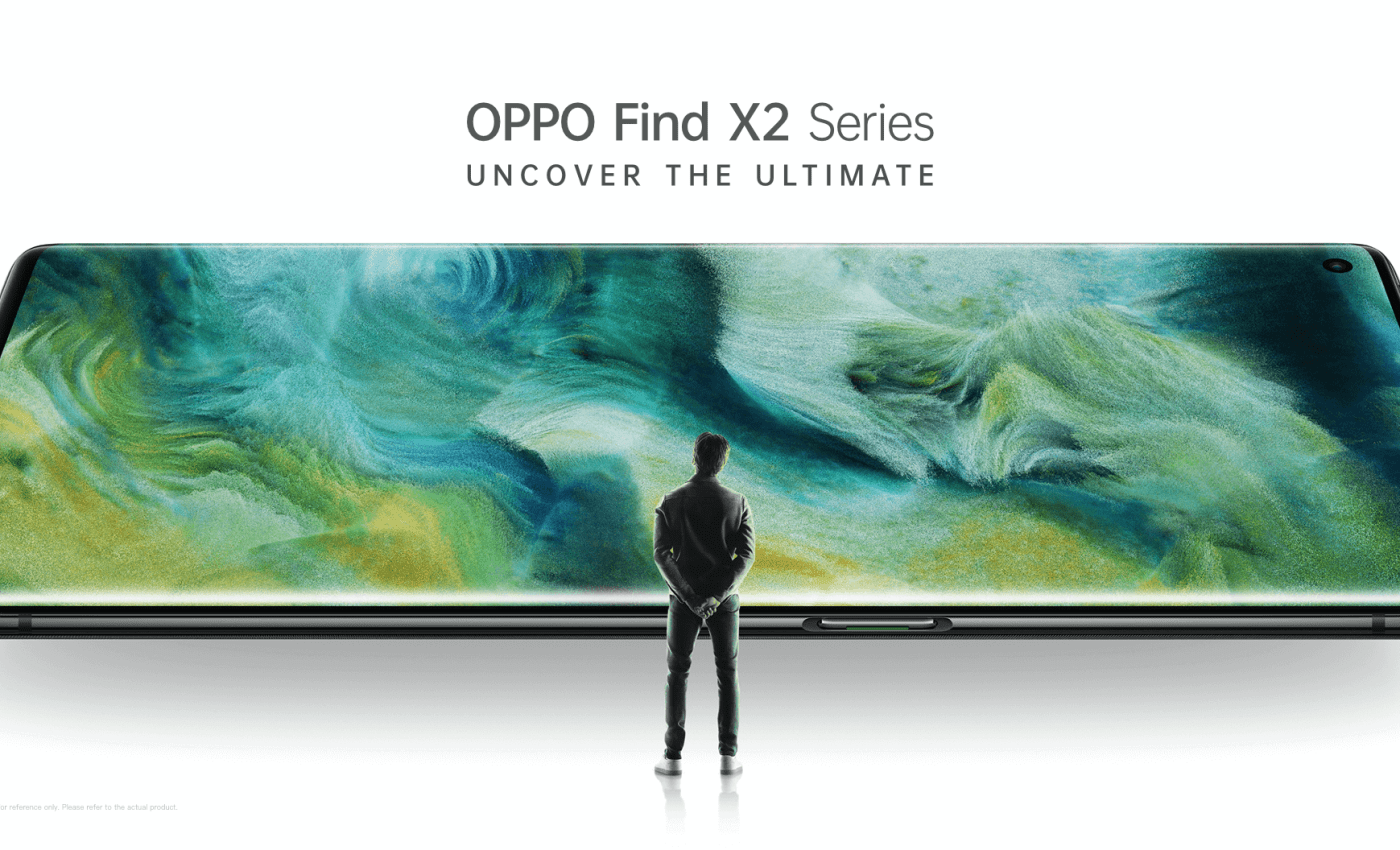 OPPO Find X2 Series Uncover The Ultimate