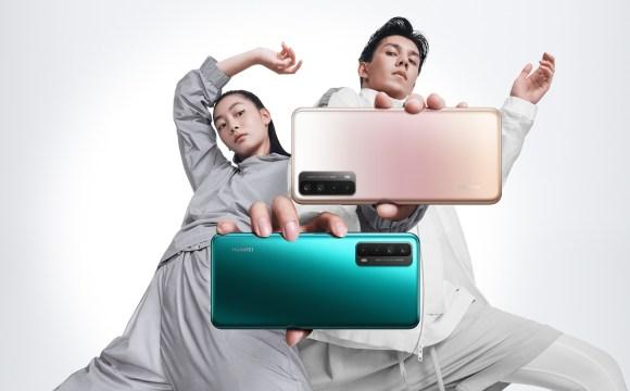 Huawei Y7a (2020)