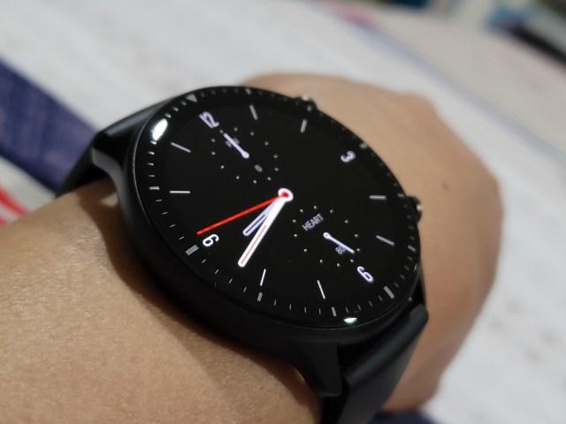 สมาร์ทวอทช์ Amazfit GTR 2 หน้าปัดแบบนาฬิกาเข็ม
