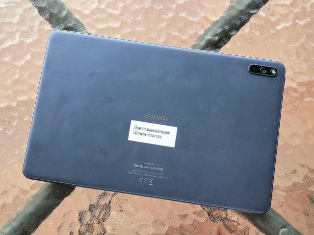"Huawei MatePad 10.4"" ด้านหลัง"