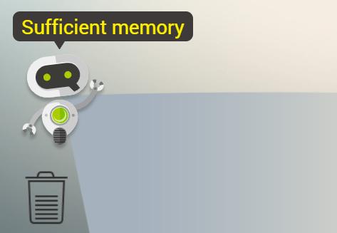 ไอคอนหุ่นยนต์ที่ใช้เรียก Qboost dashboard ขึ้นมา