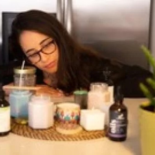 Meditative Candlemaking – For Beginners!