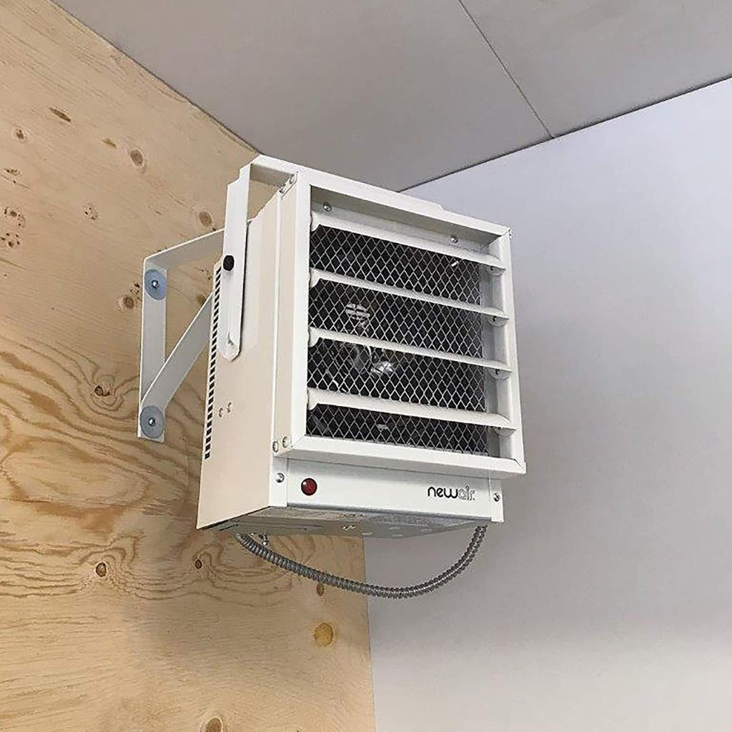 best heater for a garage
