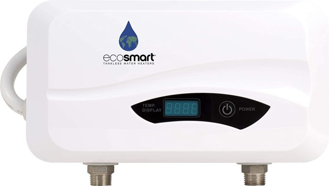 Ecosmart POU 3.5 Point of Use Electric Tankless Water Heater, 3.5KW@120-Volt