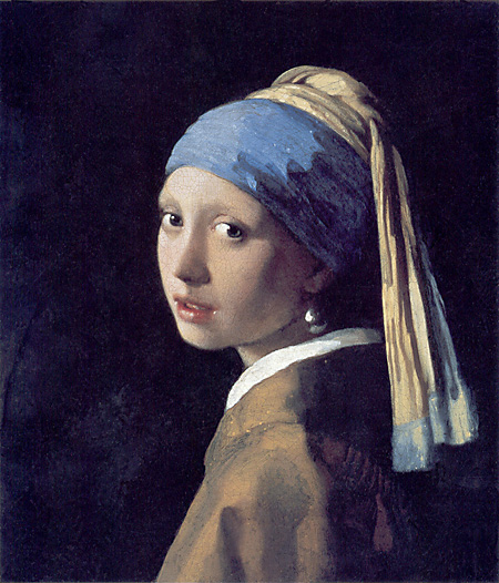Girl with a PearlEarring
