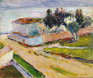 Landscape, the PinkWall