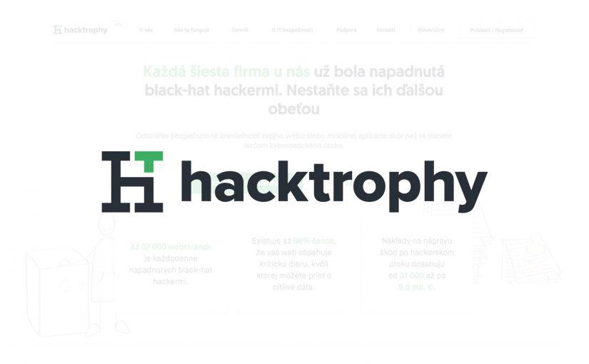Díl 40. – Hacktrophy, bug bounty as a service