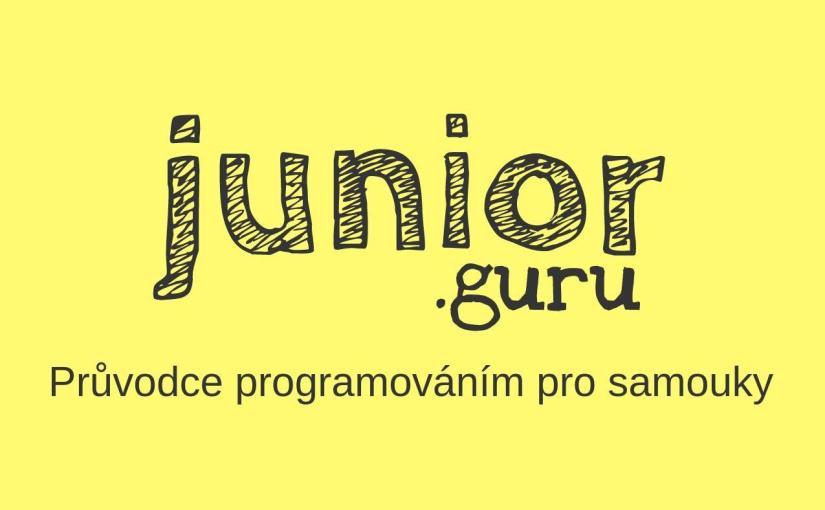 Díl 52. – Junior Guru