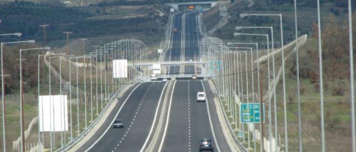 Διακοπή κυκλοφορίας και στα 2 ρεύματα της Εθνικής Οδού Τρίπολης-Μεγαλόπολης το βράδυ της Τετάρτης 17 Μαρτίου