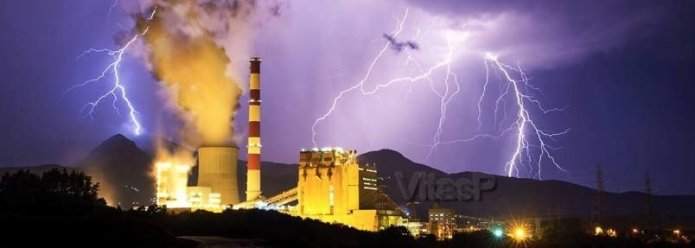 """Electricity"" – η φωτογραφία της Μεγαλόπολης που σαρώνει στο διαδίκτυο"