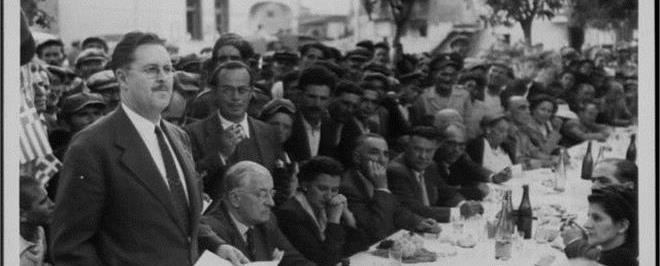 Η έκθεση Πόρτερ από το 1947 δείχνει ότι τίποτε δεν άλλαξε στην Ελλάδα.
