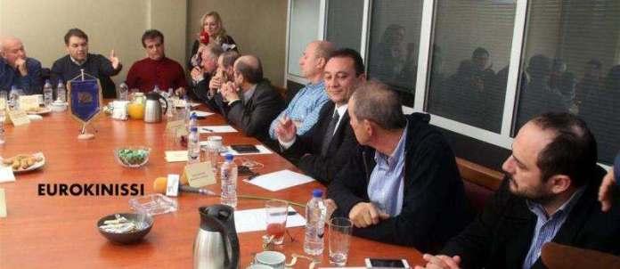 Σύσκεψη των δημάρχων Πελοποννήσου για τα απορρίμματα