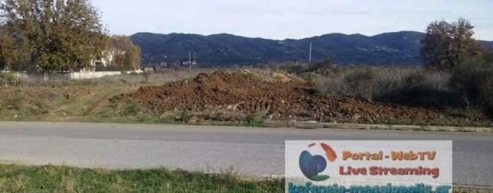 Δ.Σ. Μεγαλόπολης: Αποδοχή τμημάτων οικοπέδων για την κατασκευή της Συνδετήριας Οδού