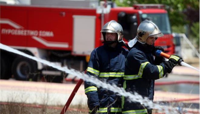 Πυροσβεστική: Οι επιτυχόντες στον διαγωνισμό για την πρόσληψη εποχικών