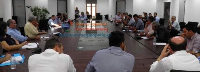 Έγκριση του Τοπικού Σχεδίου Διαχείρισης Στερεών Αποβλήτων Δήμου Μεγαλόπολης