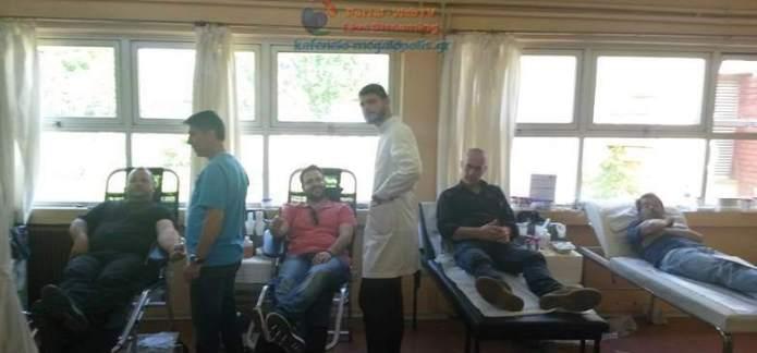 Δελτίο τύπου για την 5η εθελοντική αιμοδοσία από τον Δήμο Μεγαλόπολης