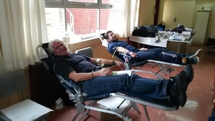 Ευχαριστήριο μήνυμα Δήμου Μεγαλόπολης για την εθελοντική αιμοδοσία