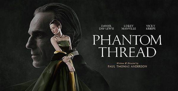 «Phantom Thread – ΑΟΡΑΤΗ ΚΛΩΣΤΗ» στον Δημοτικό Κινηματογράφο Μεγαλόπολης στις 2-3-4 Μαρτίου