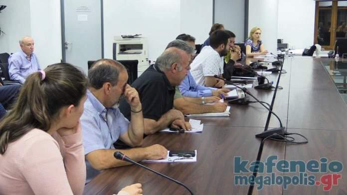 Η τοποθέτηση του Δημήτρη Ήντουνα για τεχνικό πρόγραμμα και προϋπολογισμό του Δήμου Μεγαλόπολης