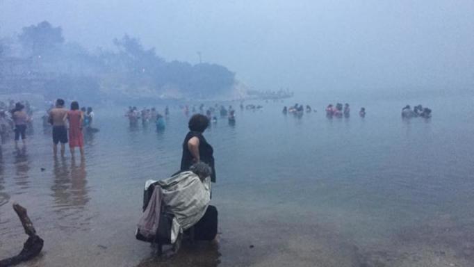 Εικόνες αποκάλυψης στην Αττική: Περισσότεροι από 50 οι νεκροί